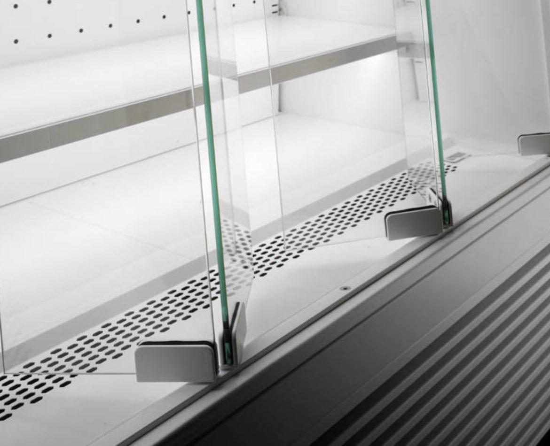 Isa firma Smartflex, il murale di refrigerazione innovativo che riduce i consumi