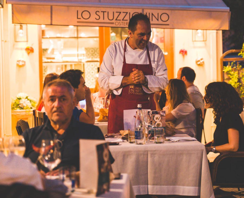 """Il gelato artigianale by Carpigiani conquista i clienti de """"Lo Stuzzichino"""" della famiglia De Gregorio"""